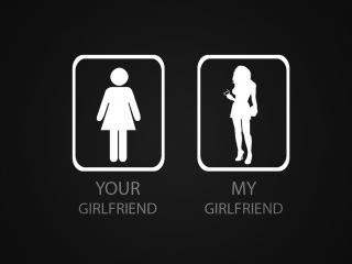обои Очень разные девушки фото