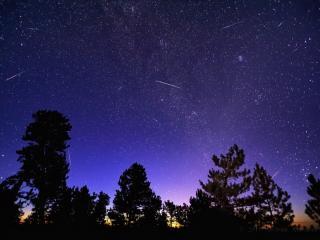 обои Небо ночное фото