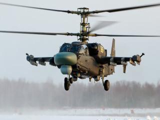 обои Вертолет Аллигатор в воздухе фото