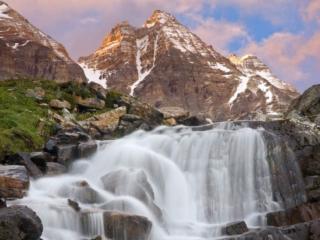 обои Порожистый водопад фото