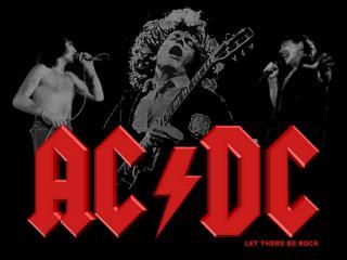 обои AC DC фото