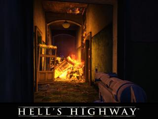 обои Hells Highway фото