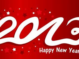 обои Змеиный 2013 год на красном фоне фото