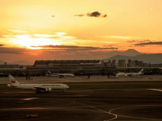 обои Аэропорт Токио фото