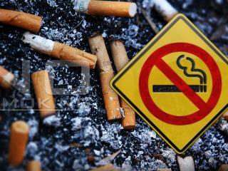 обои Курить нельзя,   бросайте курить фото