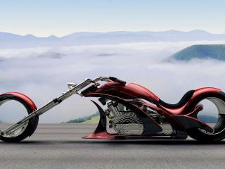 обои Эксклюзивный мотоцикл фото
