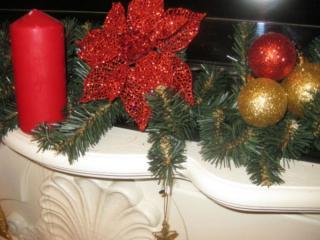 обои Декор Новогодний фото