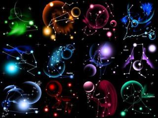 обои Красочные знаки зодиака фото