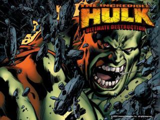 обои для рабочего стола: Hulk