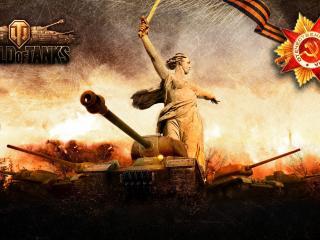 обои Мир танков в отечественной войне фото