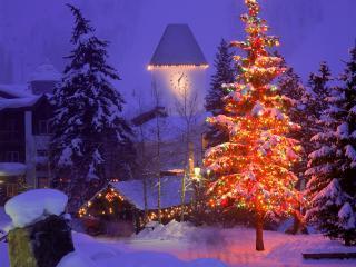 обои Рождество,   штат Колорадо фото