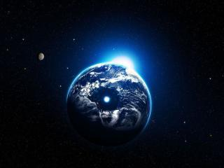 обои Глаз планеты фото