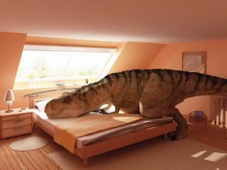 обои Динозавры живы фото