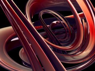 обои Руль в абстракции фото