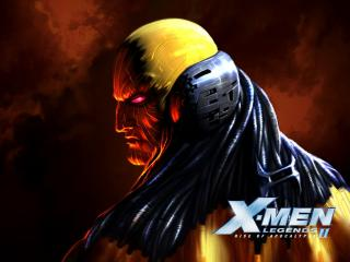 обои X-men фото