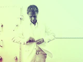 обои Dj Armin van Buuren в белом фото