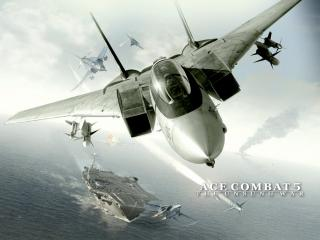 обои Ace Combat 6 фото
