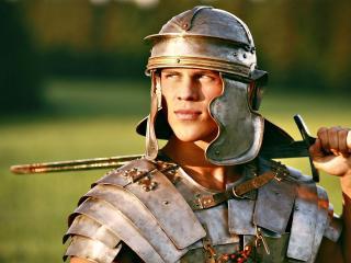 обои Рыцарь с мечём фото