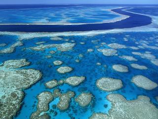 обои для рабочего стола: Соляные островки