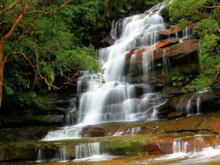 обои Водопады Австралии фото