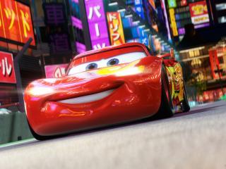 обои Молния Мак Куин из Cars 2 фото
