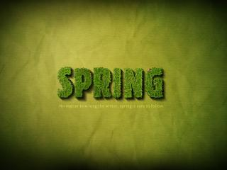 обои Весна идет,   вeсне дорогу фото