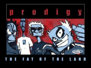 обои Prodigy. The Fat Of The Land фото