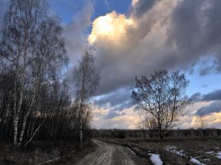 обои Русская веснa фото