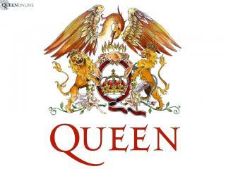 обои Queen. The Classic Queen Crest фото