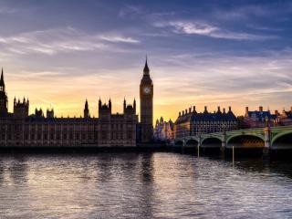 обои Архитектурный Лондон фото