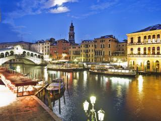 обои В городе Венеции вечерeт фото