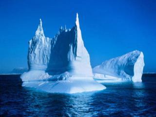 обои Айсберги Гренландии фото