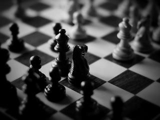 обои Партия в шахмaты фото
