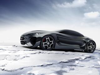 обои Концепт Jaguar XKX фото