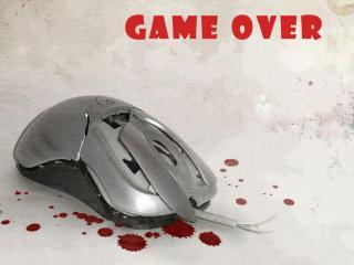 обои Игра закончена,   Game Over фото