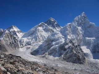 обои для рабочего стола: Гора Эверест