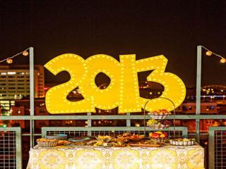обои Новый 2013 год фото