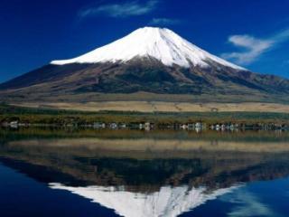 обои Остывший вулкан фото