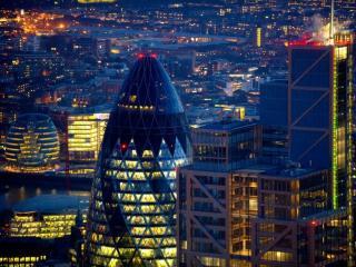 обои Ночной Лондон фото