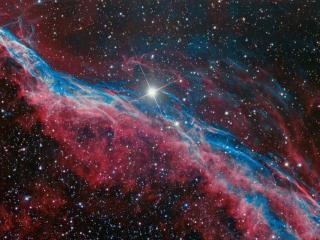 обои Остаток сверхновой Симеиз фото