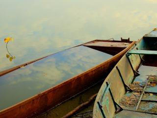 обои Старые лодки фото