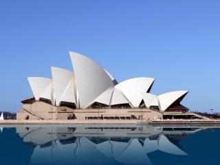 обои Сиднейский театр фото