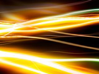 обои огнeнныe линии фото