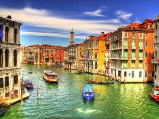 обои На улицах Венеции фото