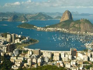 обои Острова с городами фото