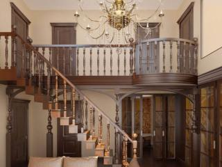 обои Лестница в доме фото