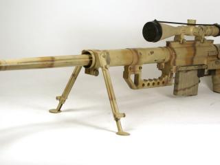 обои Бежевая снайперская винтовка фото
