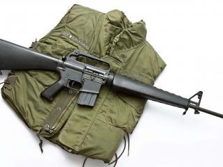 обои Американская винтовка фото