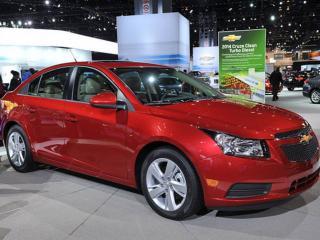 обои Новая модель Chevrolet Cruze фото