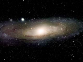 обои Туманность Андромеды фото